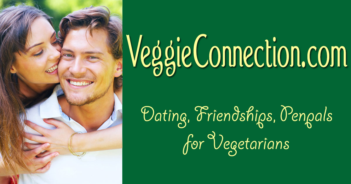 dating sites vegan Veggiedate is considered by many to be the premier vegetarian dating site in the world our members include vegans, lacto vegetarians, ovo vegetarians, pescatarians (fish and vegetable eaters), semi-vegetarian, those who are becoming vegetarian and macrobiotic eaters.